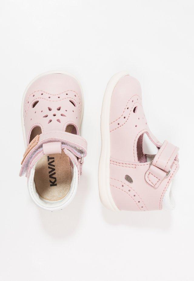 ÄNGSSKÄR  - Baby shoes - pink