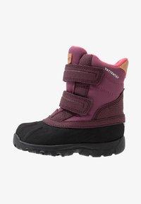 Kavat - FRÅNÖ WP - Winter boots - damson plum - 1