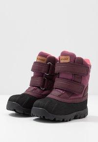 Kavat - FRÅNÖ WP - Winter boots - damson plum - 3