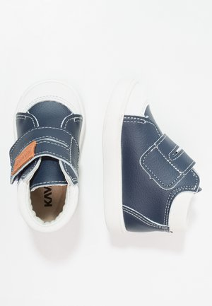 FISKEBY - Baby shoes - blue
