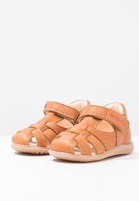 Kavat - RULLSAND - Baby shoes - light brown - 2