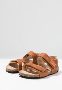 Kavat - BOMHUS - Sandaler - light brown - 3