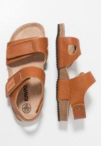 Kavat - BOMHUS - Sandaler - light brown - 0