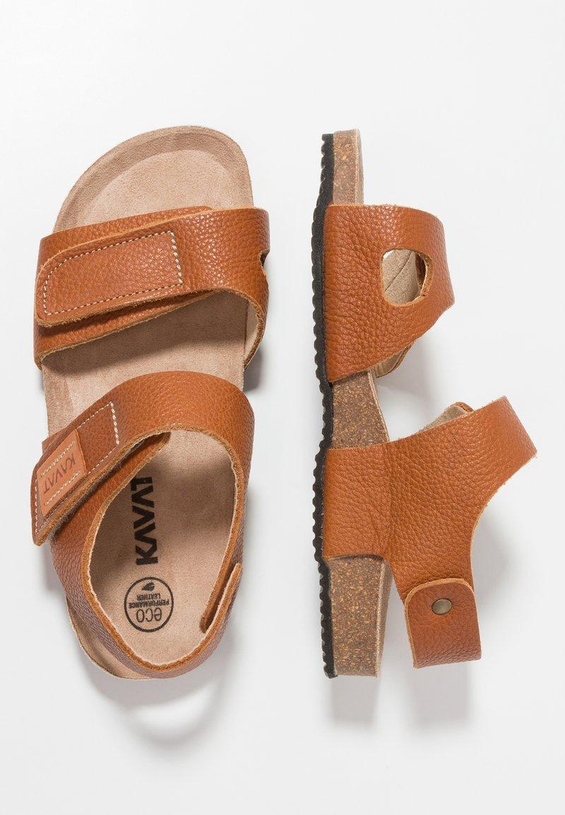 Kavat - BOMHUS - Sandaler - light brown