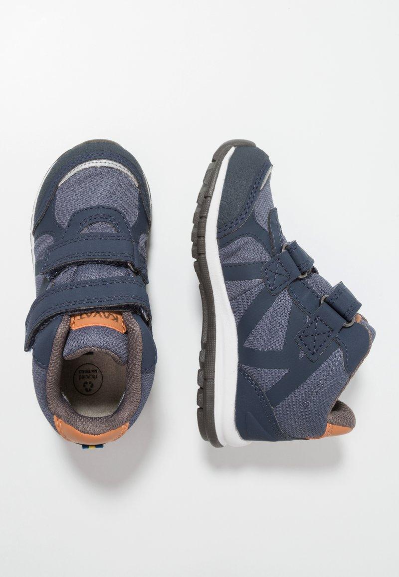 Kavat - IGGESUND WP - Sneakers alte - blue
