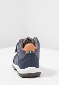 Kavat - IGGESUND WP - Vysoké tenisky - blue - 4