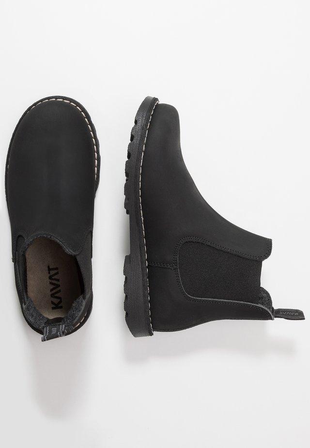 BODÅS - Korte laarzen - black