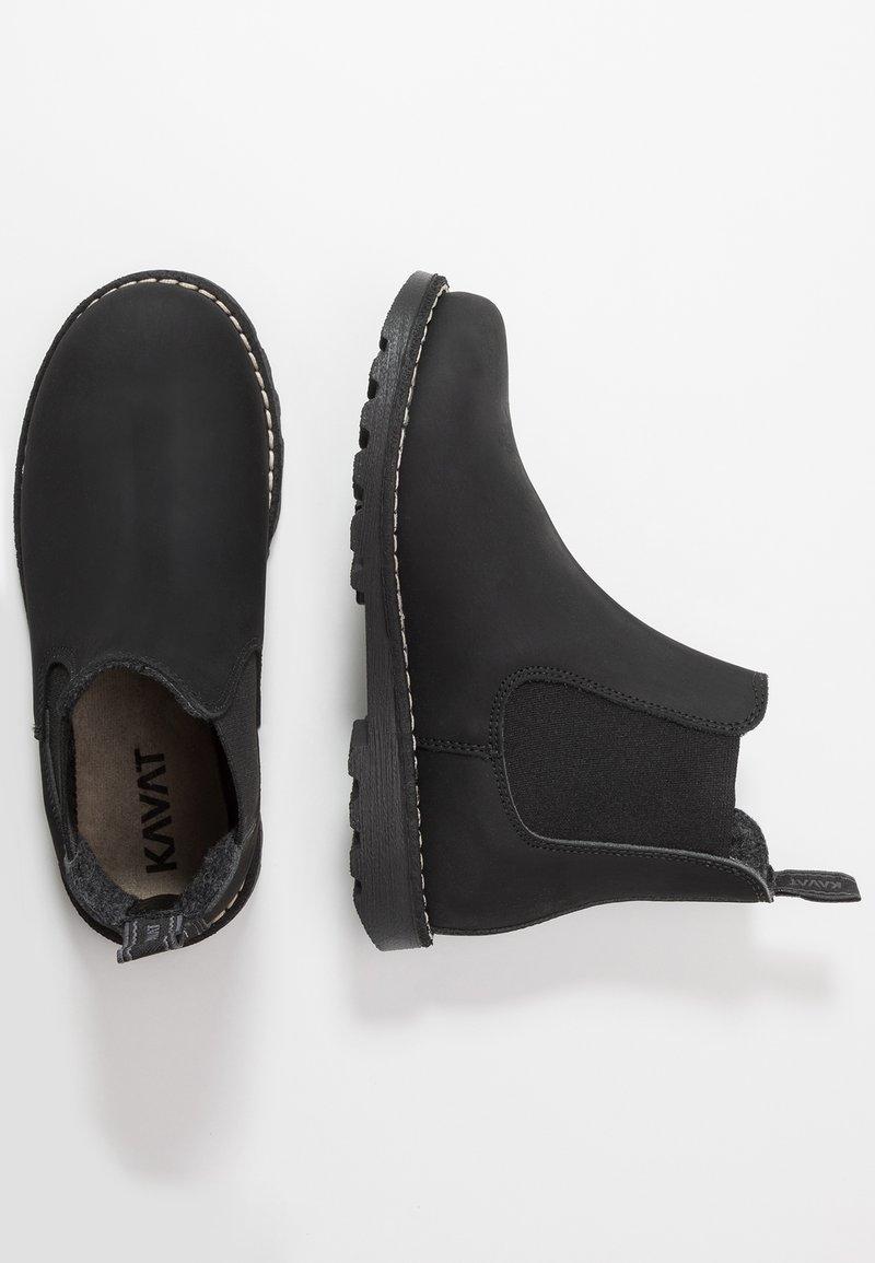 Kavat - BODÅS - Stiefelette - black