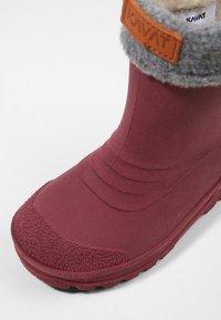 Kavat - GIMO  - Stivali di gomma - bordeaux - 2