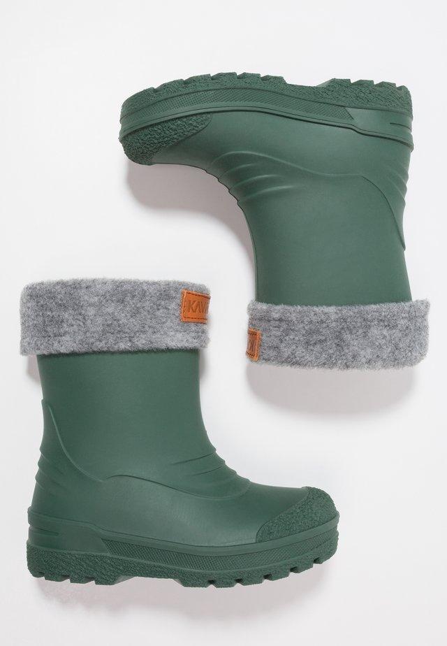 GIMO  - Stivali di gomma - green