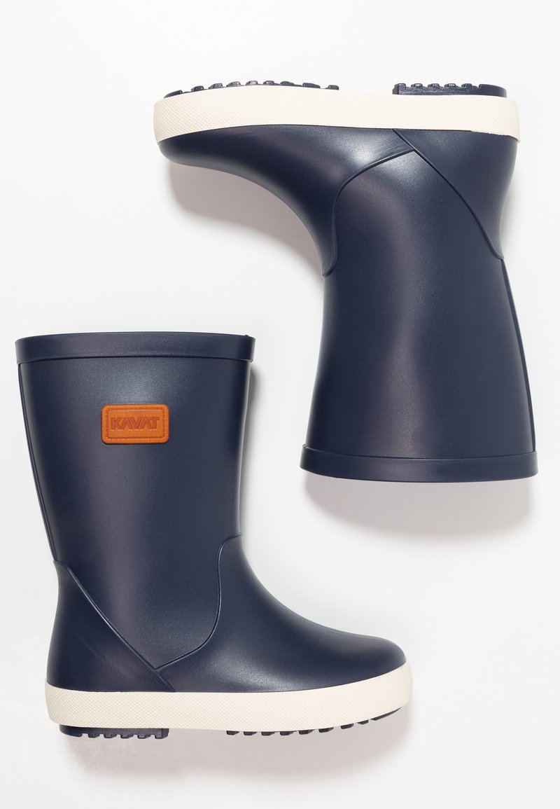 Kavat - SKUR WP - Wellies - blue