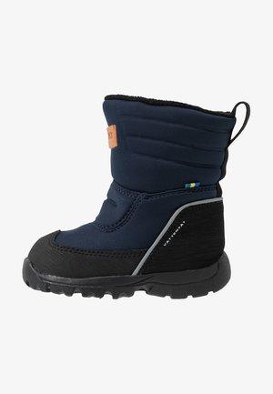 VOXNA WP - Bottes de neige - navy