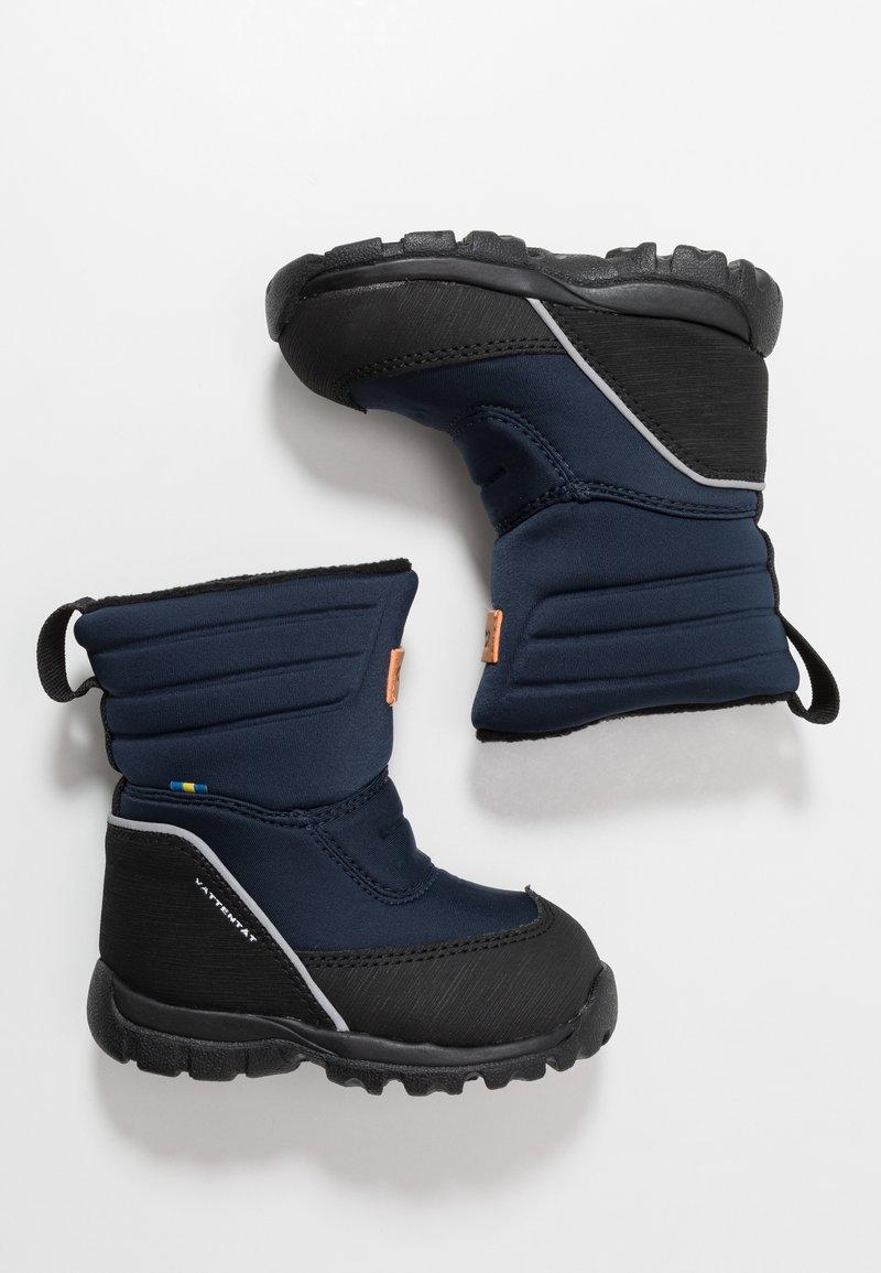Kavat - VOXNA WP - Winter boots - navy