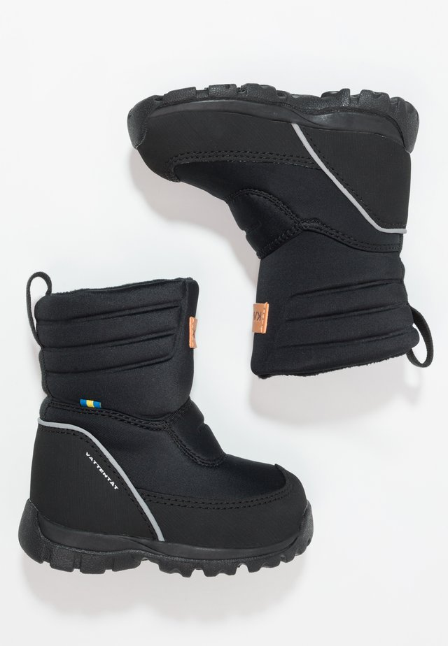 VOXNA WP - Stivali da neve  - black