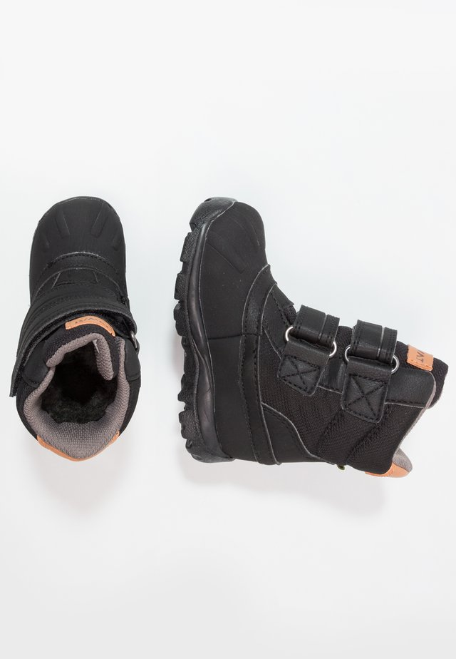 FRÅNÖ WP - Stivali da neve  - black
