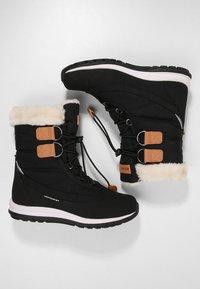 Kavat - IDRE - Botas para la nieve - black - 0