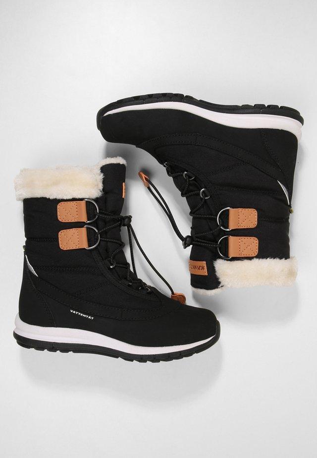 IDRE - Stivali da neve  - black