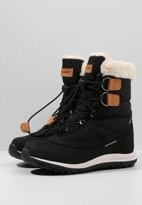 Kavat - IDRE - Botas para la nieve - black - 3