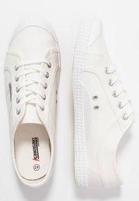 Kawasaki - TENNIS - Sneaker low - white - 3