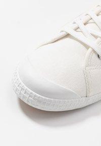 Kawasaki - TENNIS - Sneaker low - white - 2