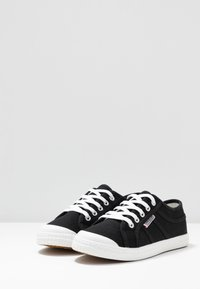 Kawasaki - TENNIS - Sneakers - black - 4
