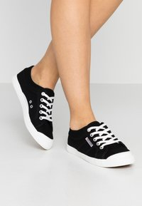 Kawasaki - TENNIS - Sneakers - black - 0