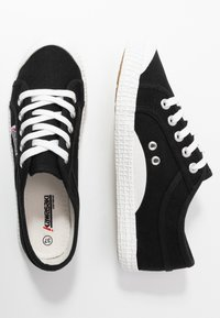 Kawasaki - TENNIS - Sneakers - black - 3