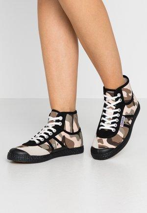 CAMO - Sneakers high - various brown