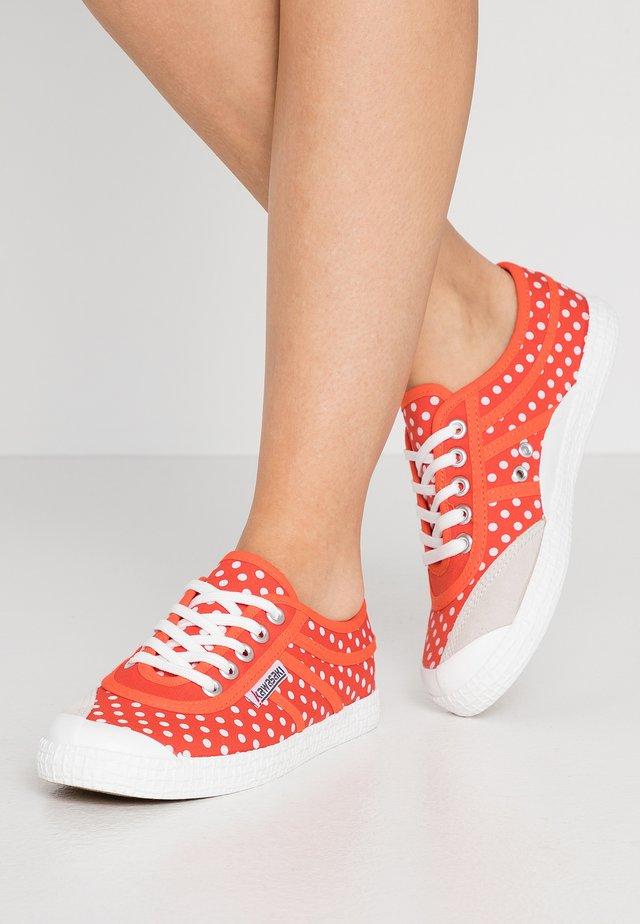 POLKA - Sneakers - cherry tomato