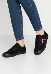 Kawasaki - RETRO - Sneakers - black solid - 0