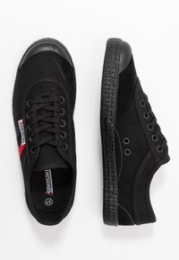 Kawasaki - RETRO - Sneakers - black solid - 3