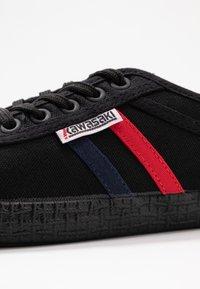 Kawasaki - RETRO - Sneakers - black solid - 2