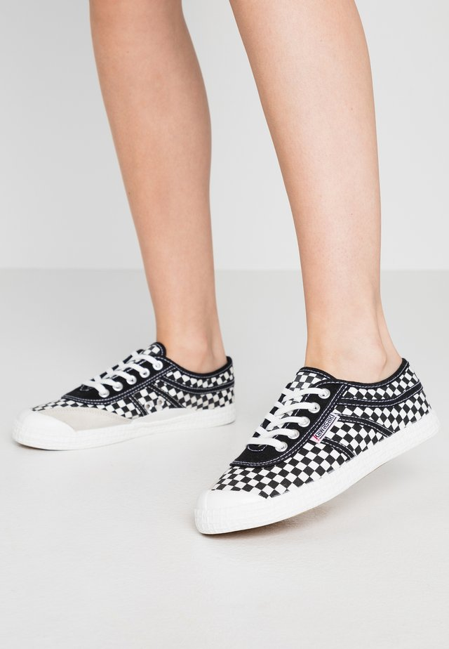DANCE - Sneakers - black/white