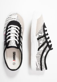 Kawasaki - NEWS SHOE - Sneakers - white - 3
