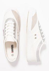 Kawasaki - DANCE - Sneakers - silver - 3
