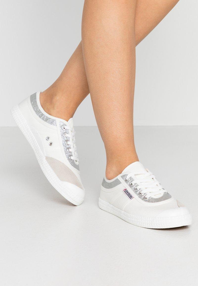 Kawasaki - DANCE - Sneaker low - silver
