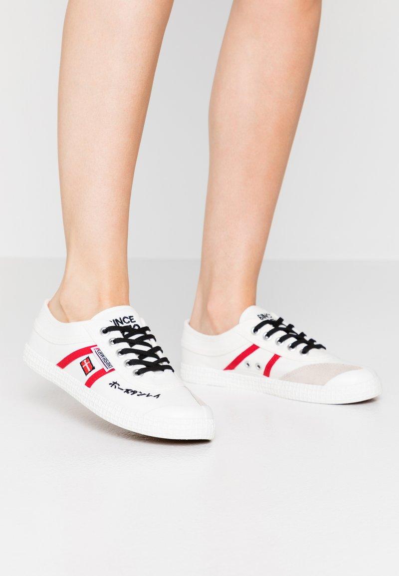 Kawasaki - SIGNATURE - Sneakers - white