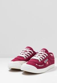 Kawasaki - SIGNATURE - Sneakers - beet red - 4