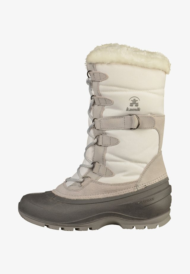 Snowboot/Winterstiefel - white