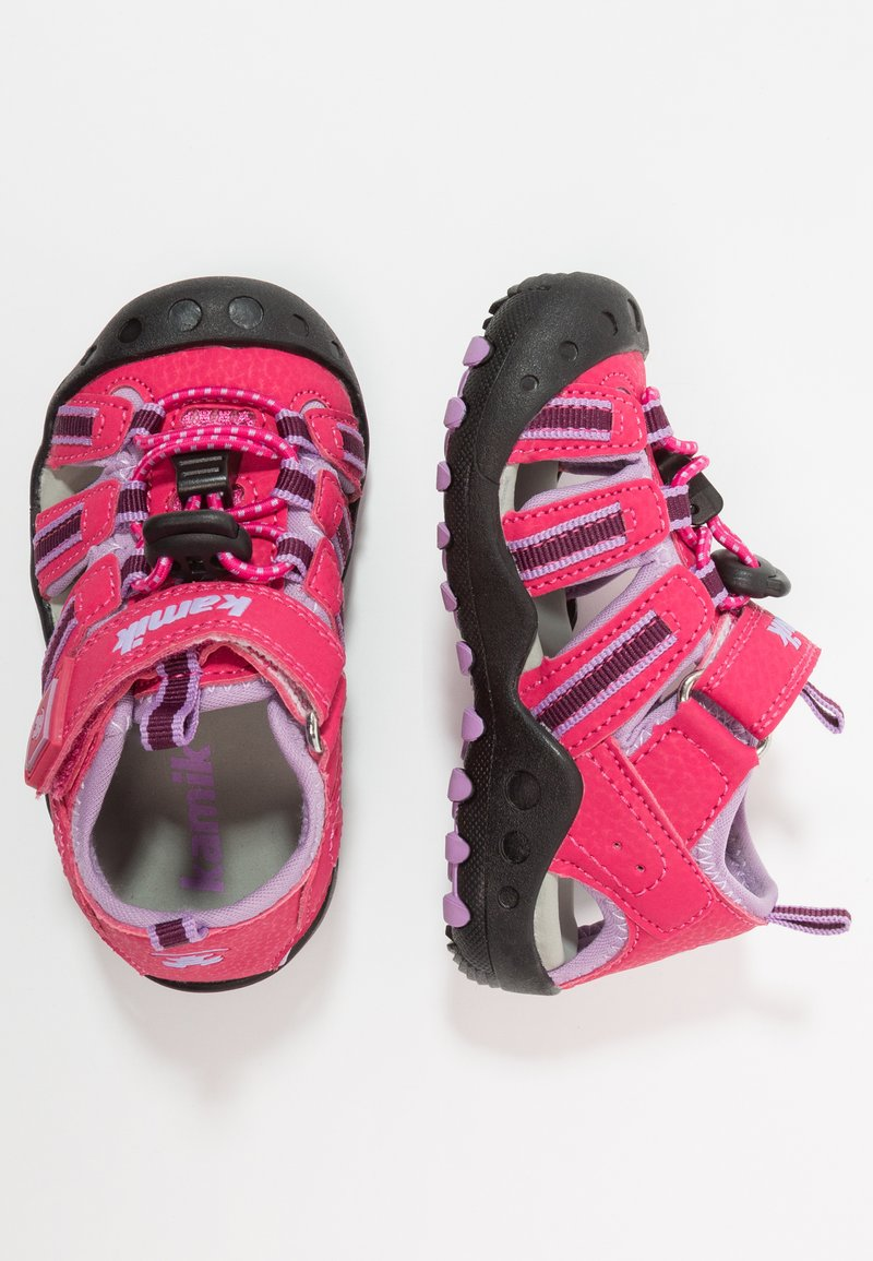 Kamik - CRAB - Walking sandals - rose