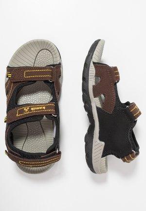 CAPE - Chodecké sandály - brown