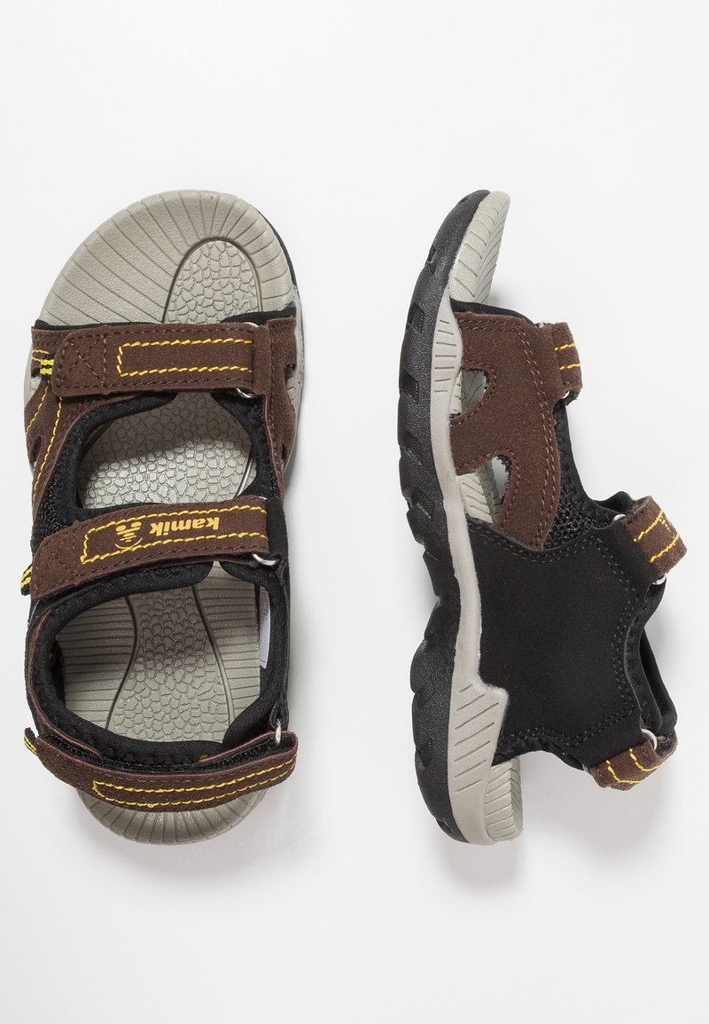 Kamik - CAPE - Walking sandals - brown