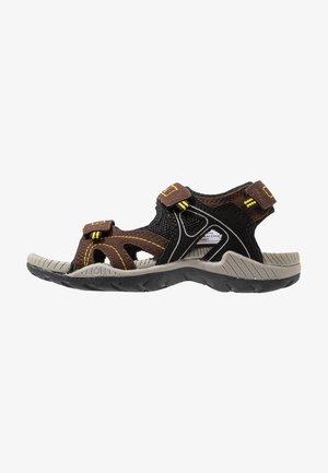 CAPE - Walking sandals - brown