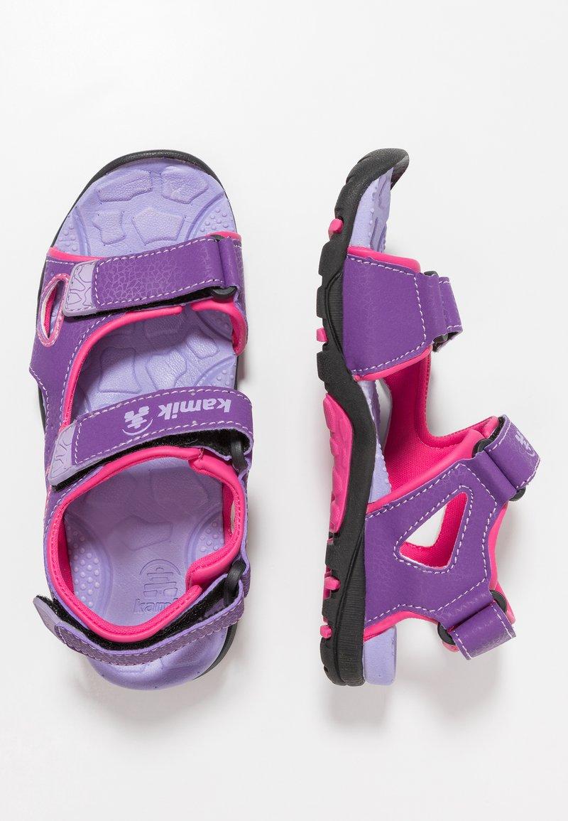 Kamik - LOBSTER - Walking sandals - purple