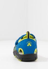 Kamik - CRAB - Sandały trekkingowe - strong blue - 4