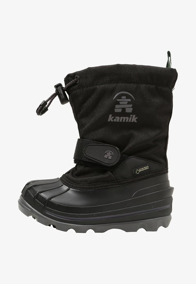WATERBUG - Winter boots - black