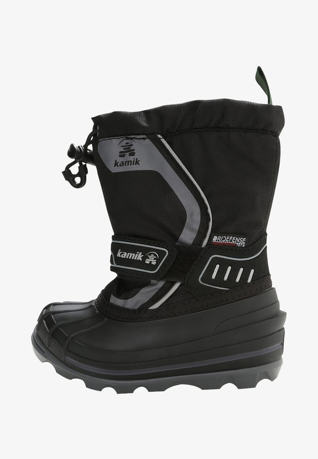 SNOWCOAST4 - Winter boots - black