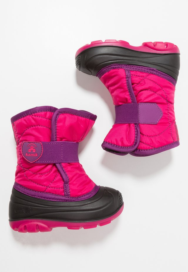 SNOWBUG - Snowboot/Winterstiefel - rose