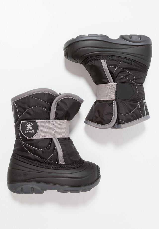 SNOWBUG - Zimní obuv - black/noir