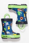 Kamik - MONSTERS - Wellies - blue
